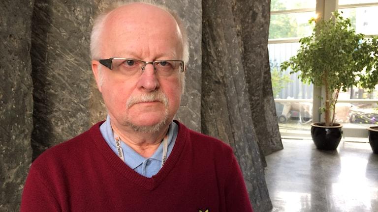 Torbjörn Nilsson, professor i historia.