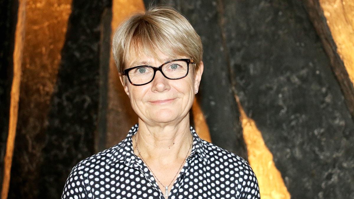 Catharina Håkansson Boman, förhandlingsperson för Sverigeutredningen