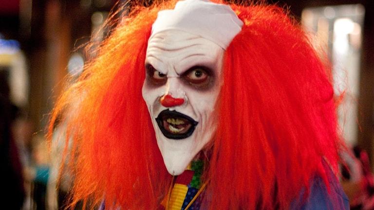 Elak clown.