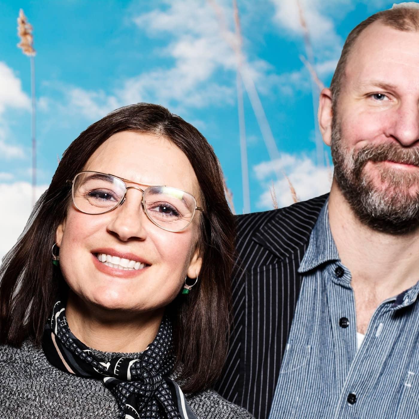 Är svensk narkotikapolitik extrem? Sommartalkshow med Kalle Lind & Susanna Dzamic