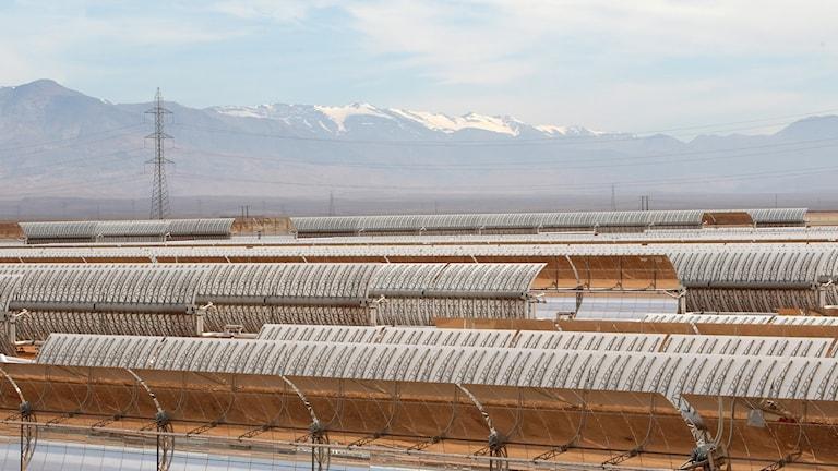 Solenergi i marrakech