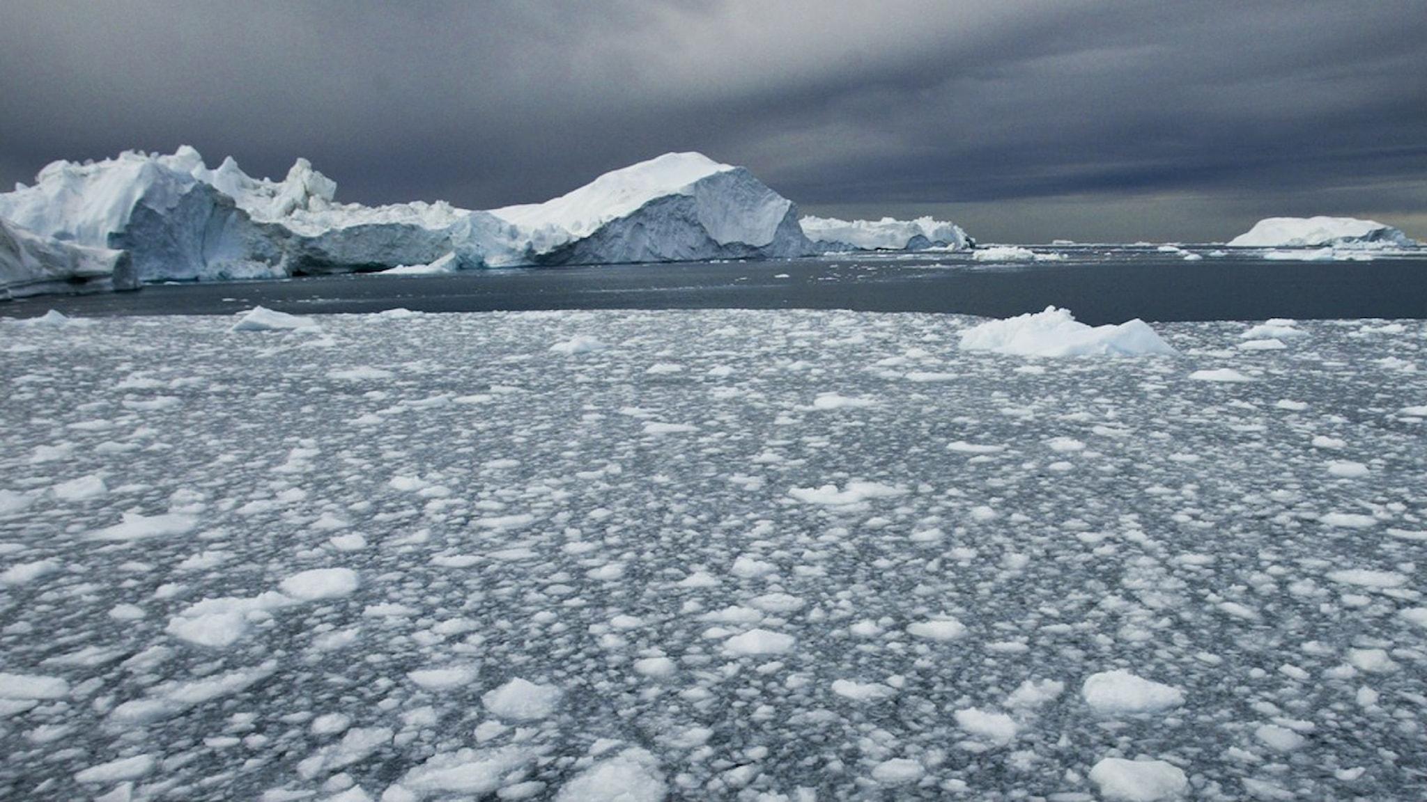 Arktis. Foto: Jan-Morten Bjørnbakk/Scanpix