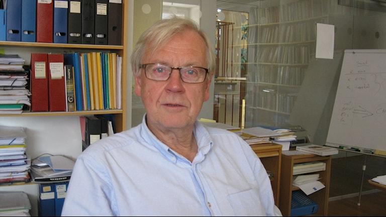 Staffan Laestadius, professor KTH