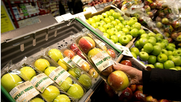 Ekologiskt frukt
