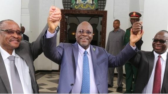 Riksbankschefen Prof. Florens Luoga har tagit sin master vid Lunds Universitet 1991 och Tanzanias president John Magufuli har disputerat vid Dar es Salaam University som SIDA stött i decennier liksom förre riksbankschefen Prof. Benno Ndulu.