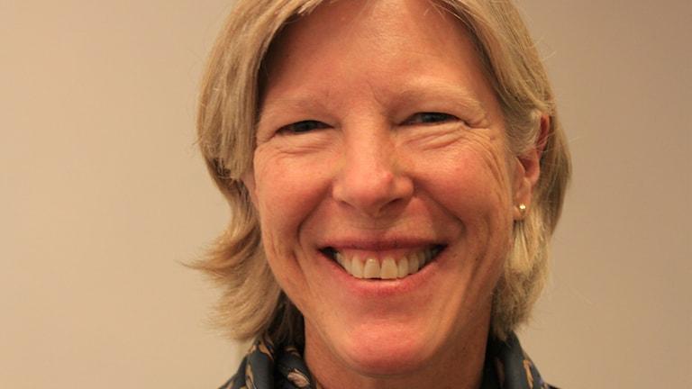 Cynthia Kenyon från Googles forskningsföretag kring åldrande försöker få oss att leva längre. Foto: Annika Östman