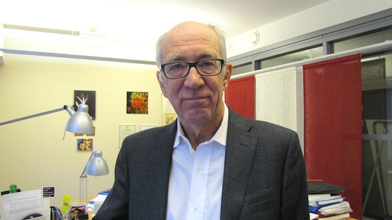 Otto Cars, professor i infektionssjukdomar vid Uppsala universitet.