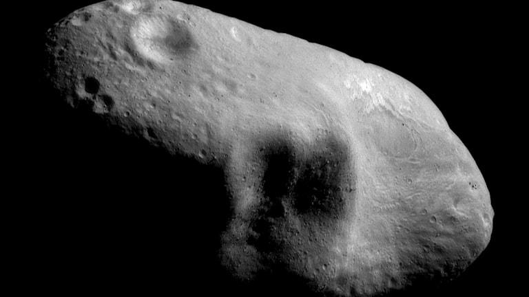 Asteroid. Foto: NASA/TT