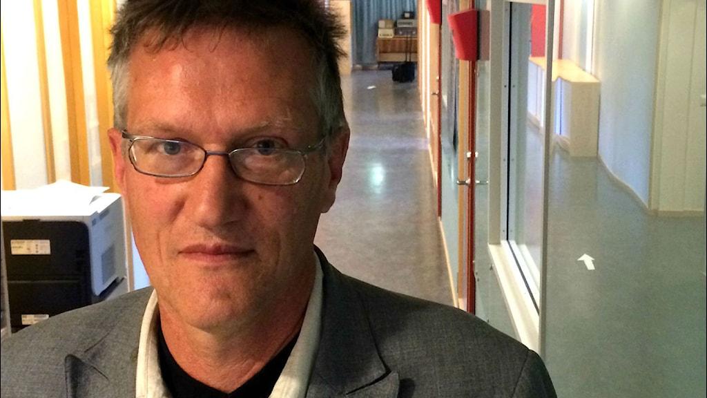 Anders Tegnell, Folkhälsomyndigheten. Foto: Charlotte Delaryd/Sveriges Radio