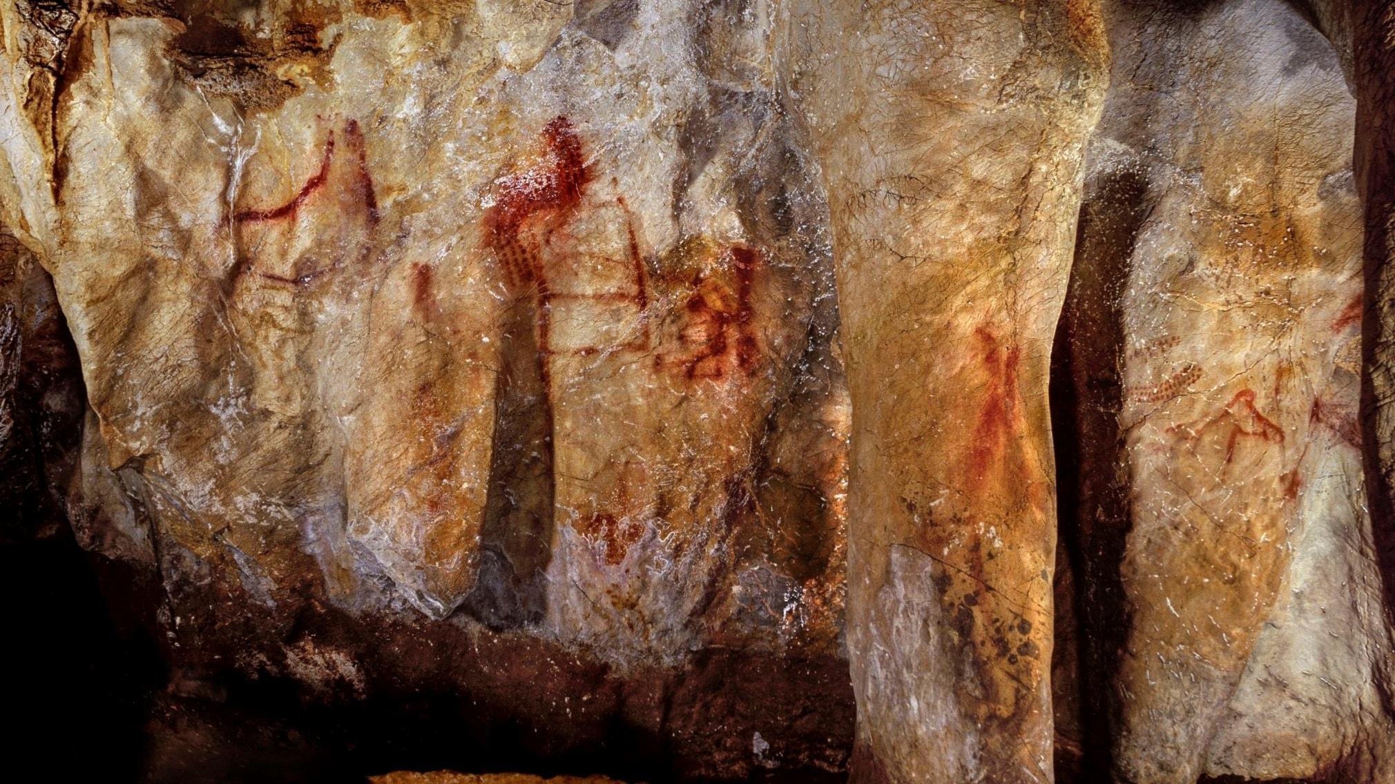 Grottmålning dating