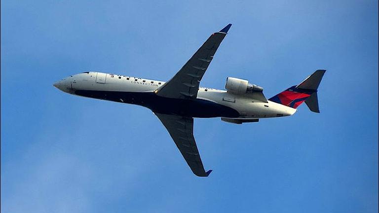 Flygets klimatpåverkan ökar och lösningarna är långt borta. Foto: redlegsfan21/Flickr CC BY SA.2.0