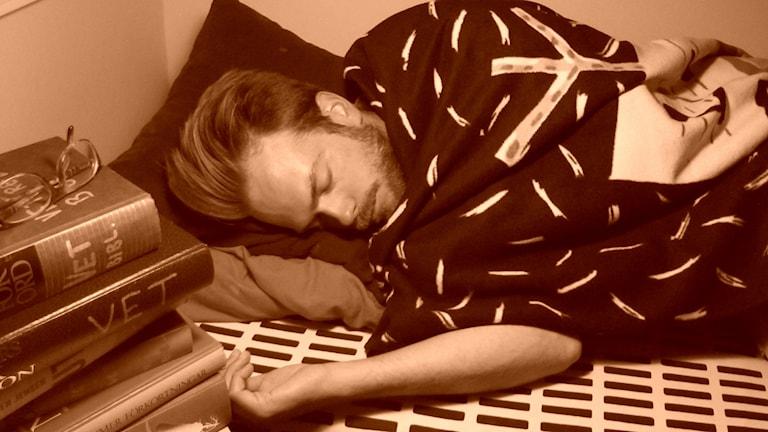 Sömn återskapar minnen. Foto: Sara Sällström/Sveriges Radio