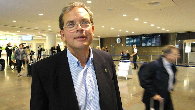 Kristian Borg är professor och överläkare med postpolio som specialitet.