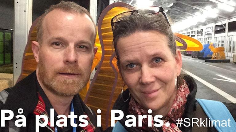 Pelle Zettersten och Marie-Louise Kristola
