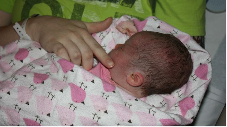Bilden föreställer dödfött barn. Foto: madaise (CC BY-NC-ND 2.0)