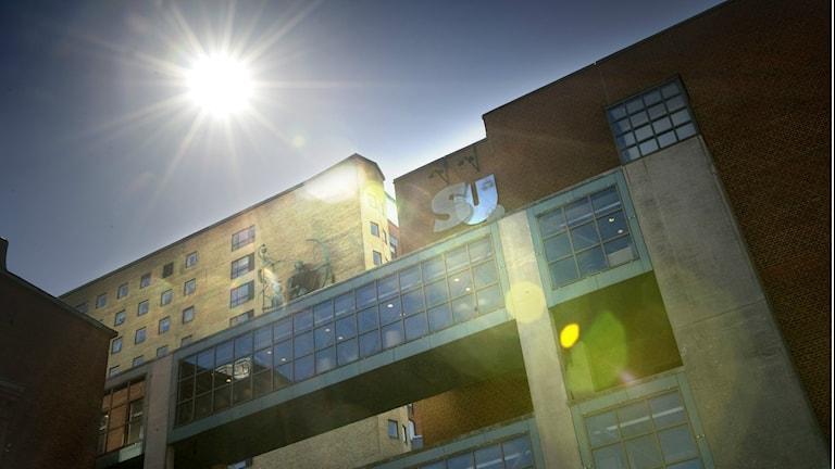 Gothenburg's Sahlgrenska hospital. File photo: Björn Larsson Rosvall/TT