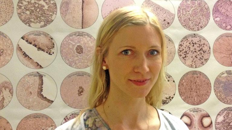 Porträtt Cecilia Lindskog Bergström