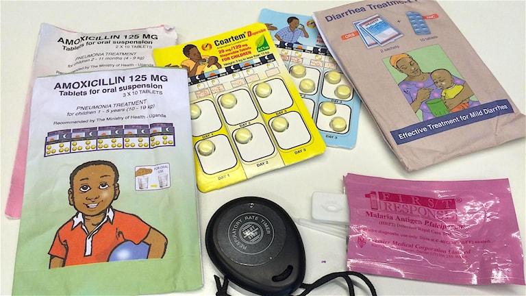 Feber-kit ska förbättra barns hälsa i världen ...