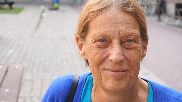 Ulla Hass, som forskar om hormonstörande ämnen.