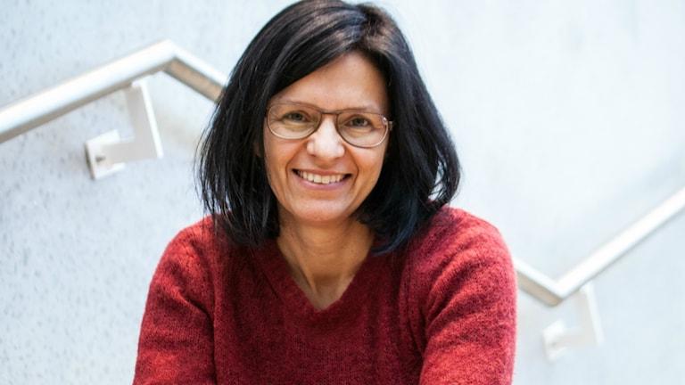 Geobiolog Emma Hammarlund