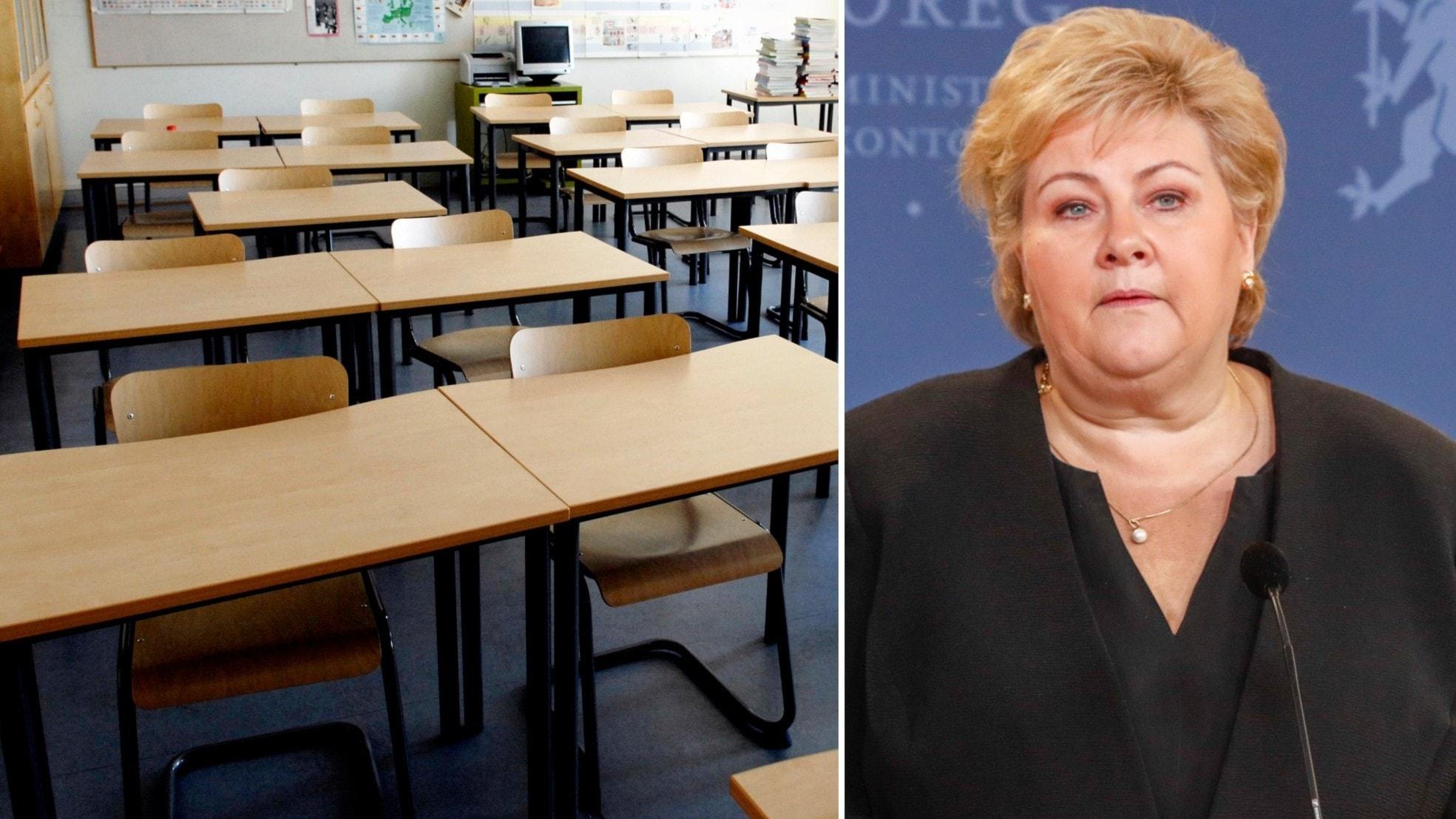 Kan stängda skolor hejda coronasmittan?