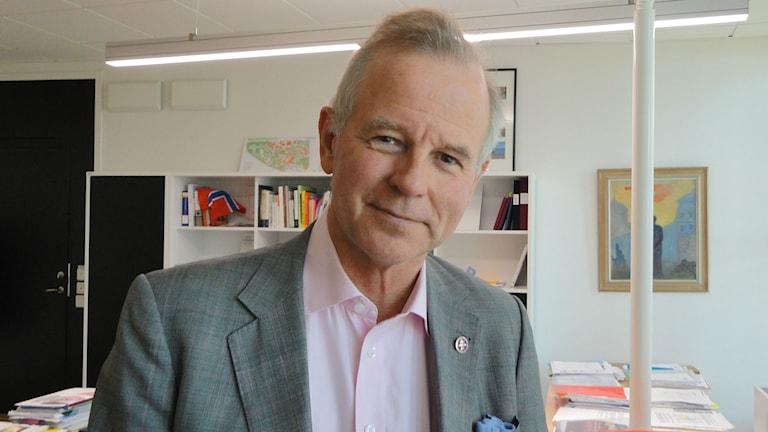 Ole Petter Ottersen, rektor på Karolinska Institutet.