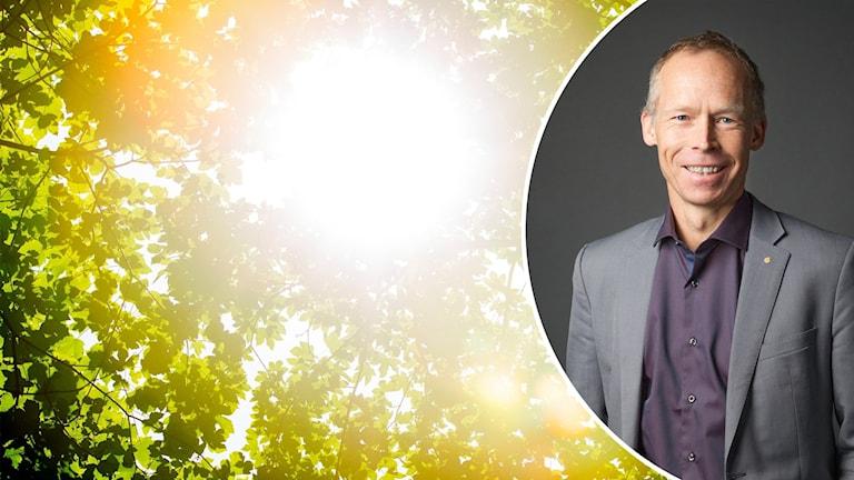 Klimatforskaren Johan Rockström
