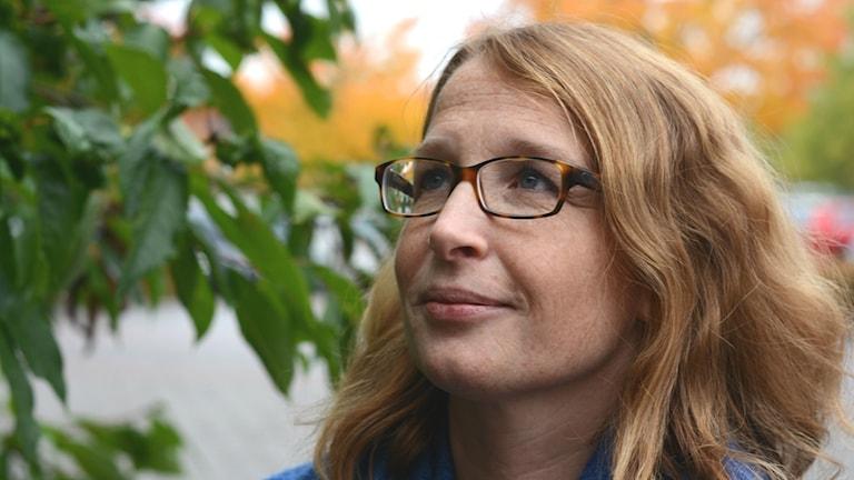 Medicinetiker Kristin Zeiler vid Linköpings universitet.