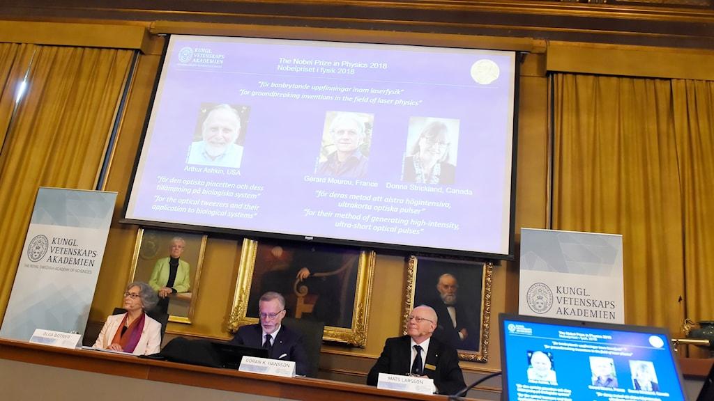 Nobelpriset i fysik