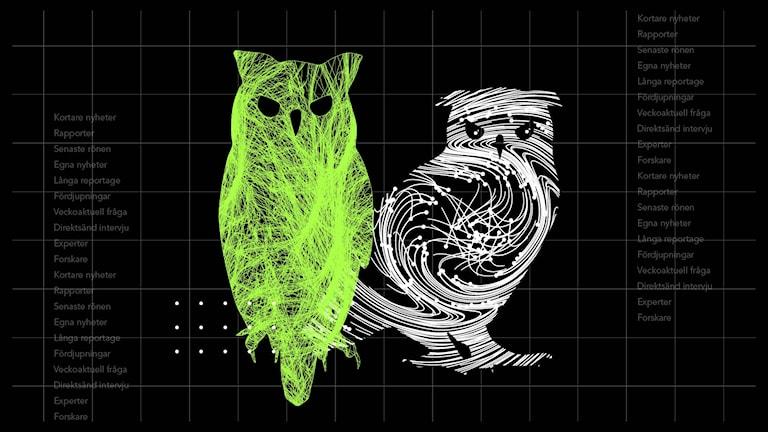 Programbild för Vetenskapsradion Nyheter