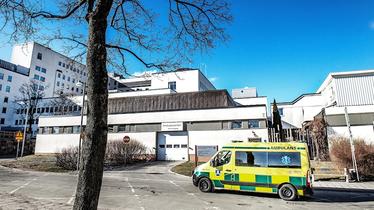 Ambulans vid sös
