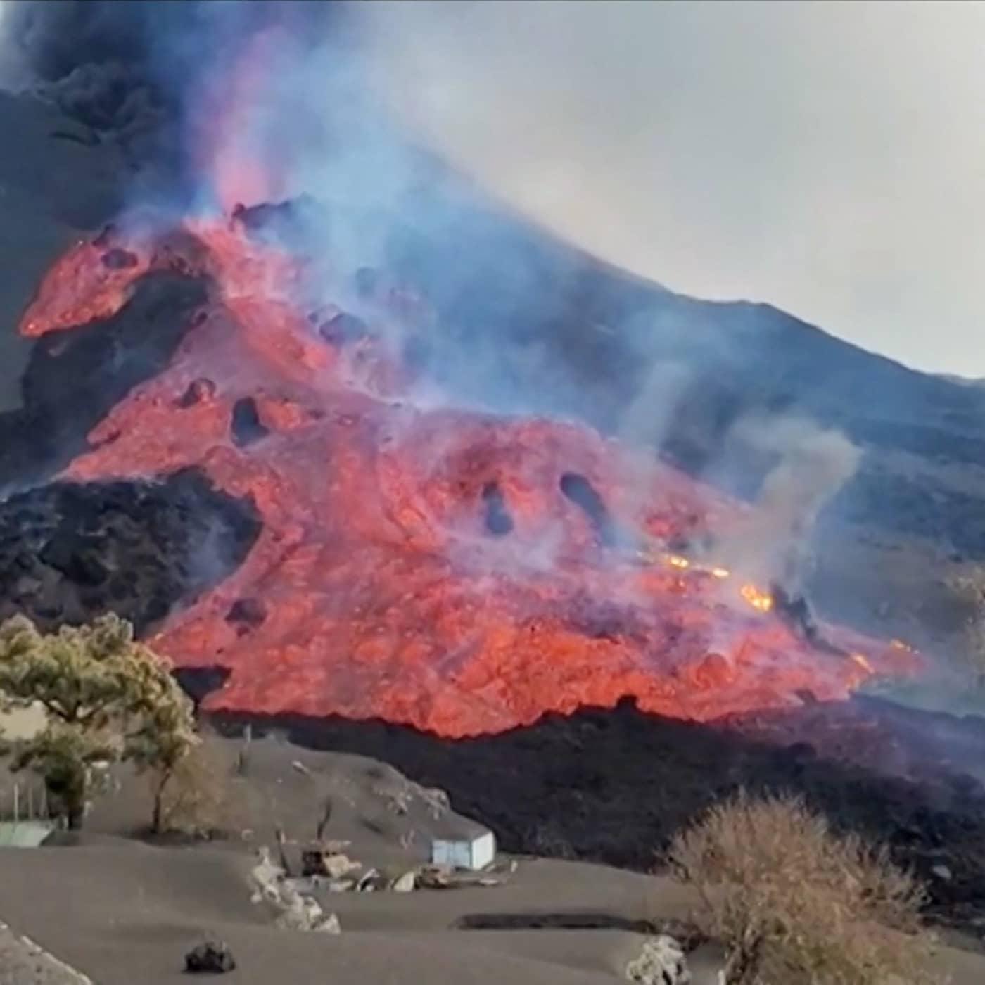 Ännu en vulkan laddar upp på Island – forskare förbereder sig på utbrott