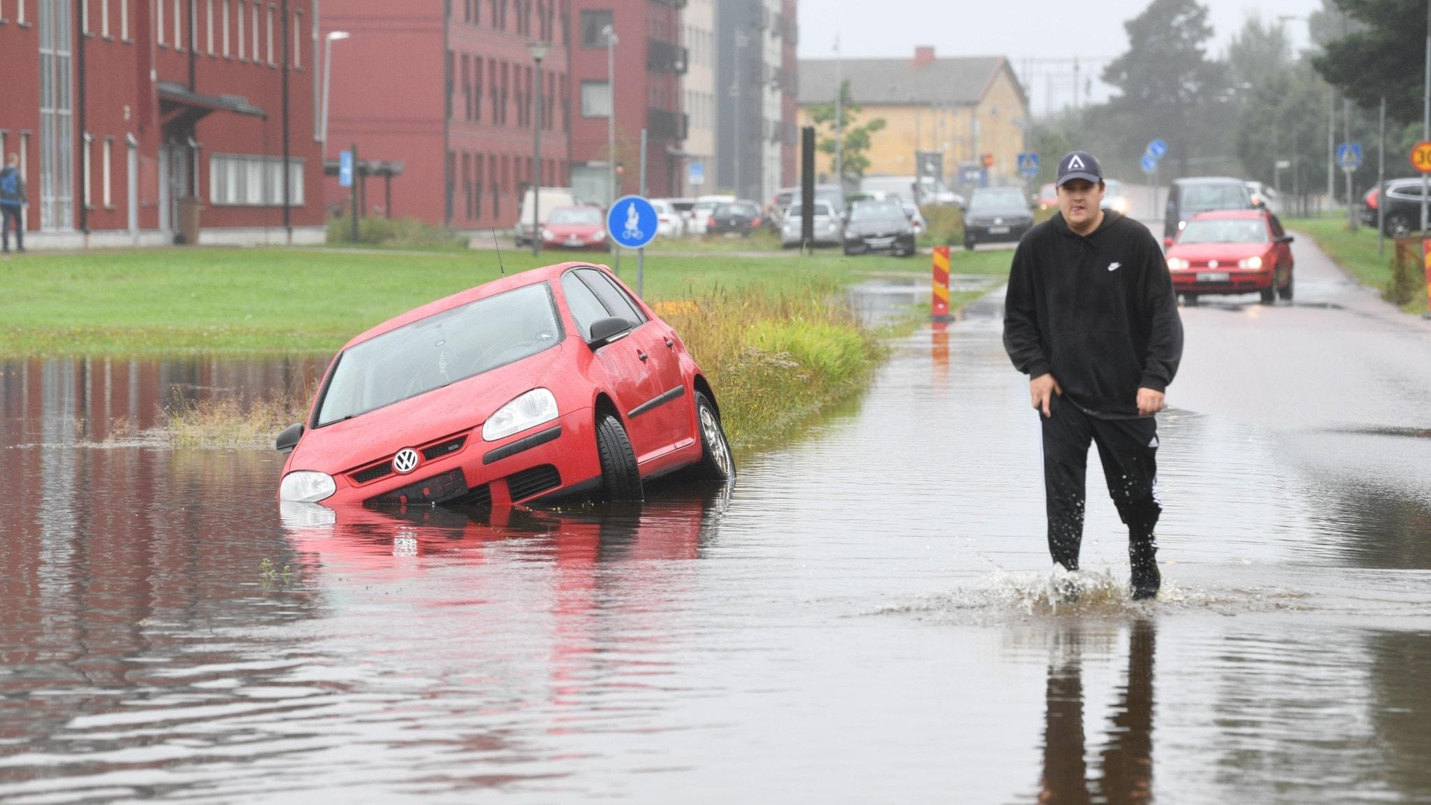 Så kan vi skydda oss mot översvämningar