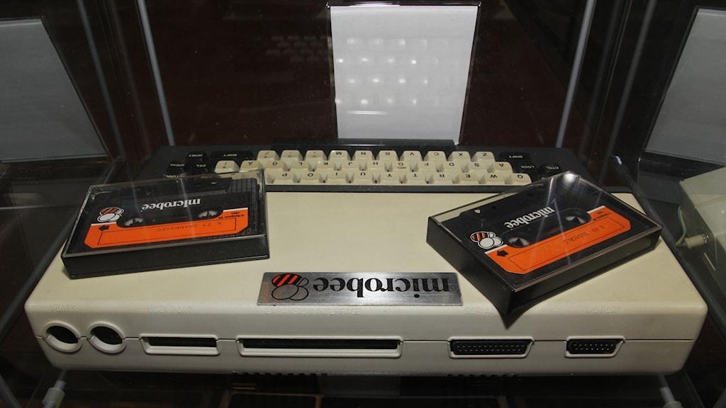 Bild på inbyggd dator