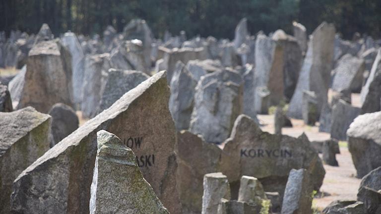 Treblinka var ett av de sista kvarvarande inom Operation Reinhard.