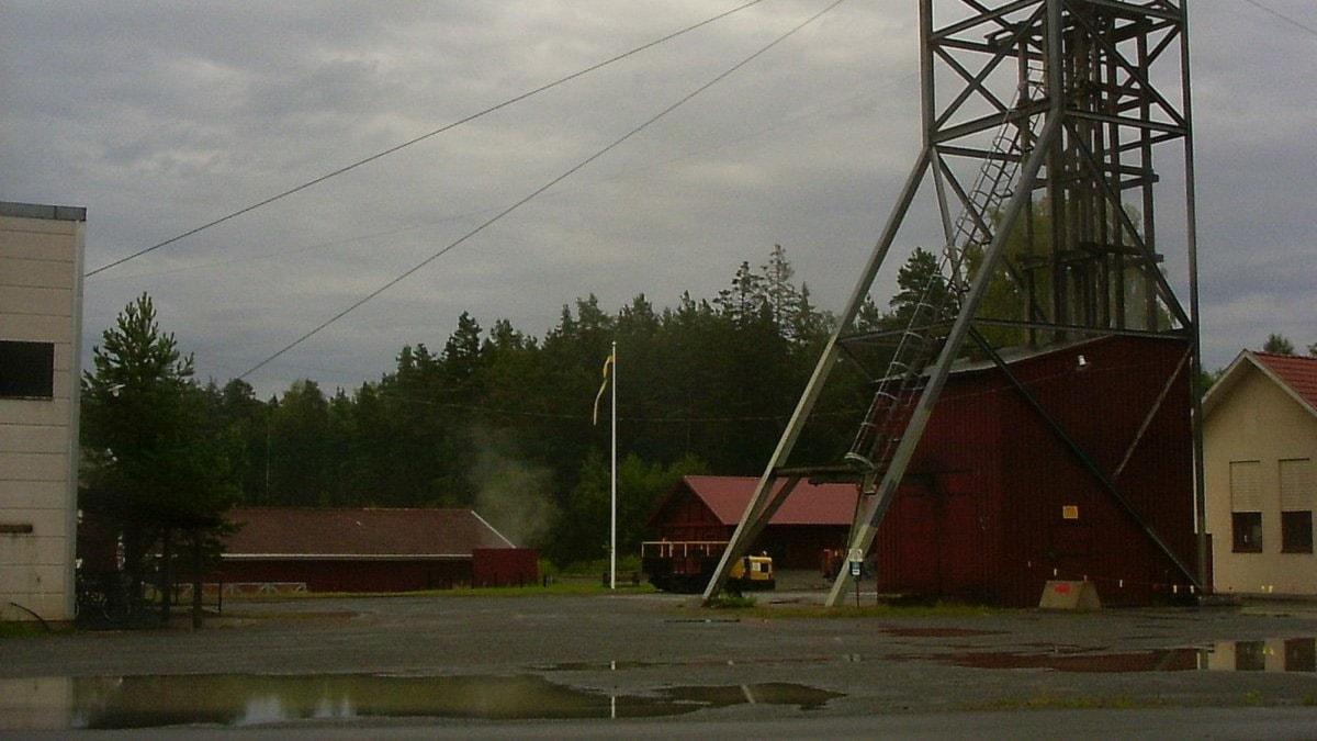 Zinkgruvan i Askersund.