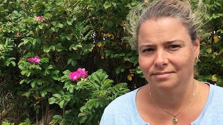 En bild av pedagogikforskaren Lina Spjut