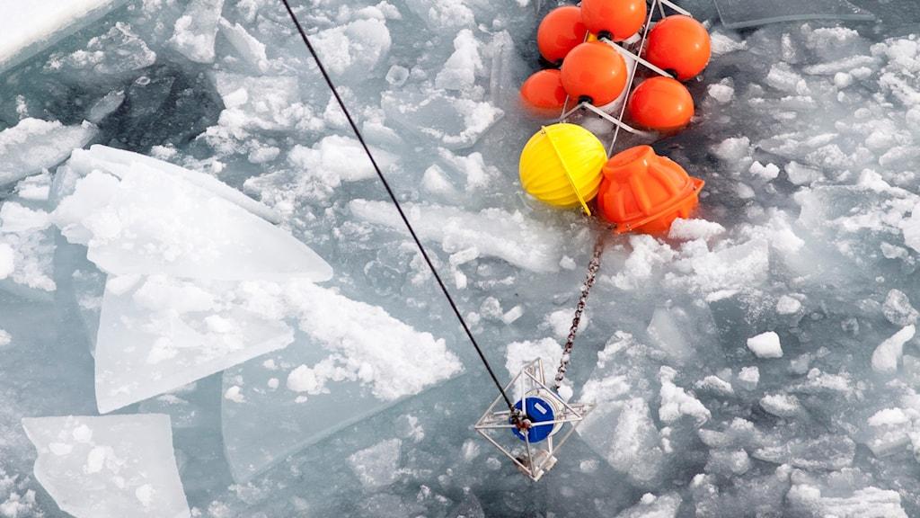 Is och mätinstrument