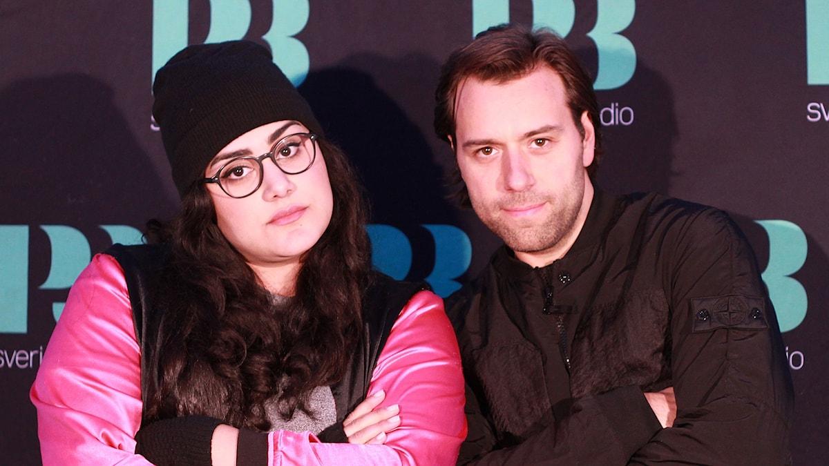 Tina och Ingrosso Brännbollsyran