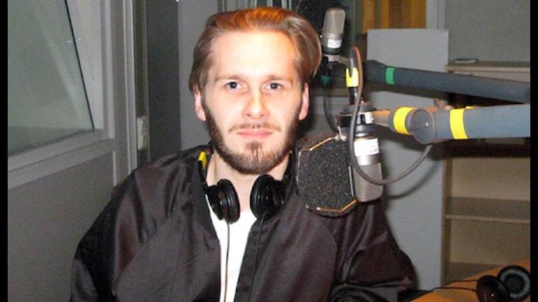 Christian Walz hos Musikguiden i P3