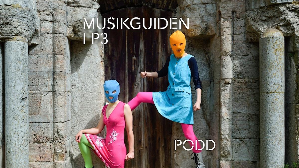 Podd - Pussy Riot