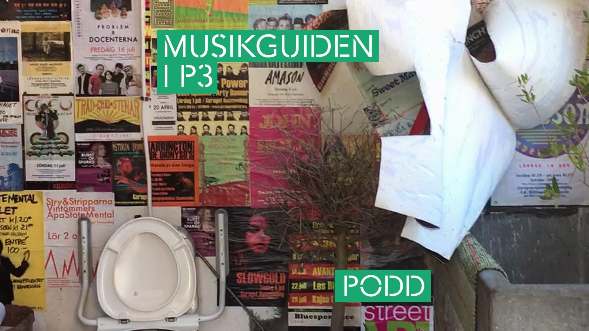 Musikguiden i P3s podd om nedstängning av spelställen