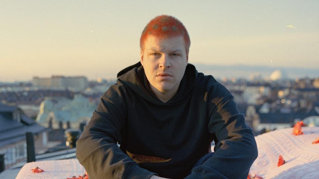 Artisten Hannes som utsetts till Framtidens artist juni 2021