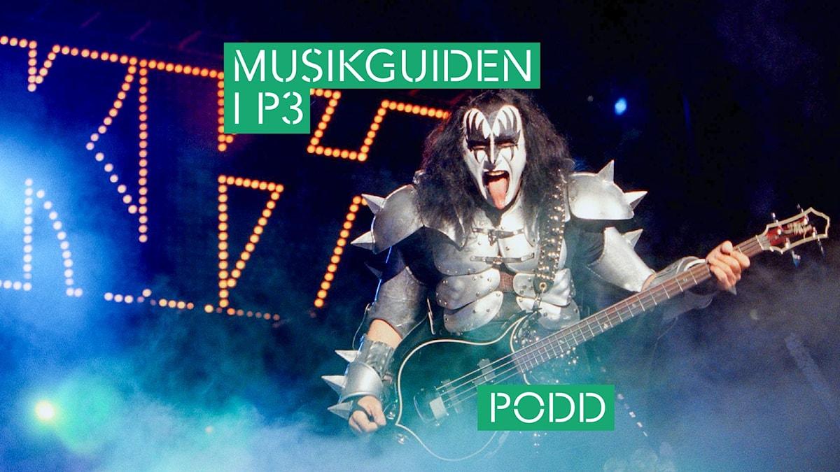 Musikguiden i P3 - podd om hårdrock