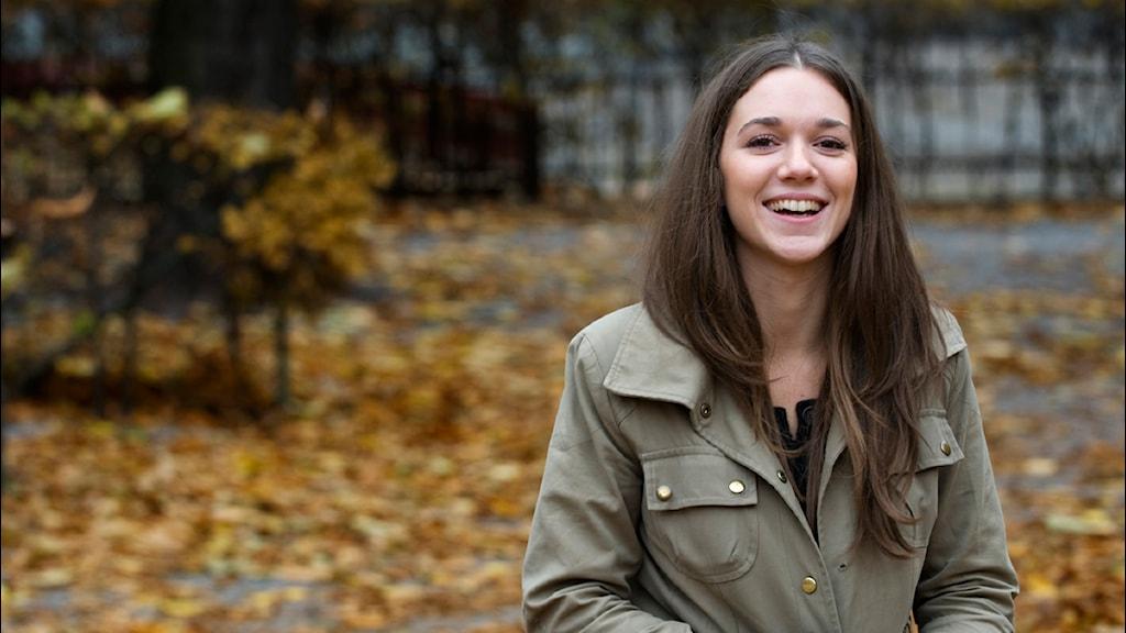 Melissa Horn (Foto: Henrik Montgomery/Scanpix)