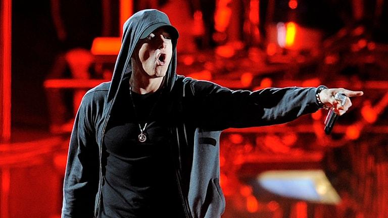 Eminem (Foto: Chris Pizzello/TT)