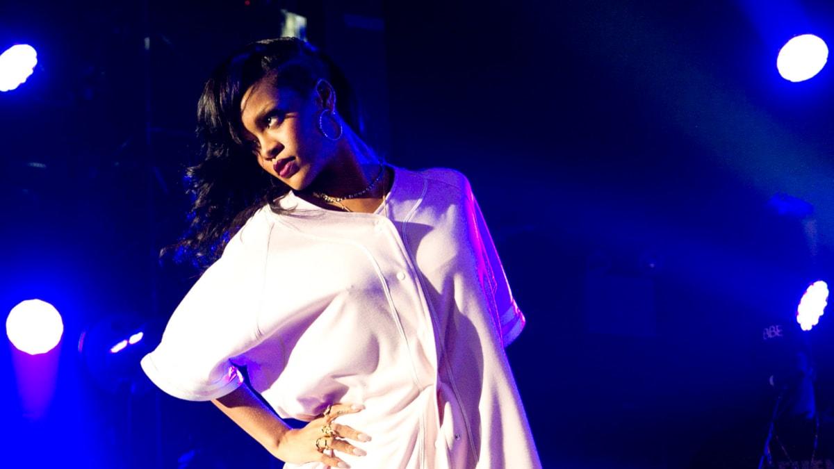 Rihanna (foto: Charles Sykes/TT)