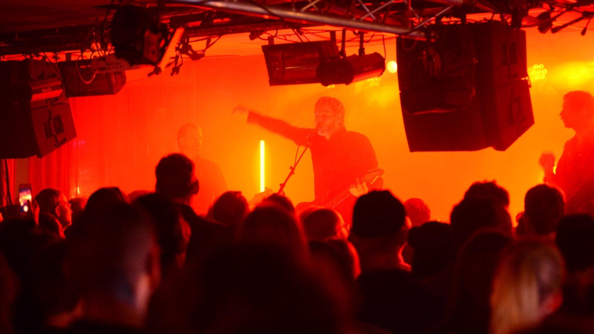 Les Big Byrd live från Droskan i Umeå