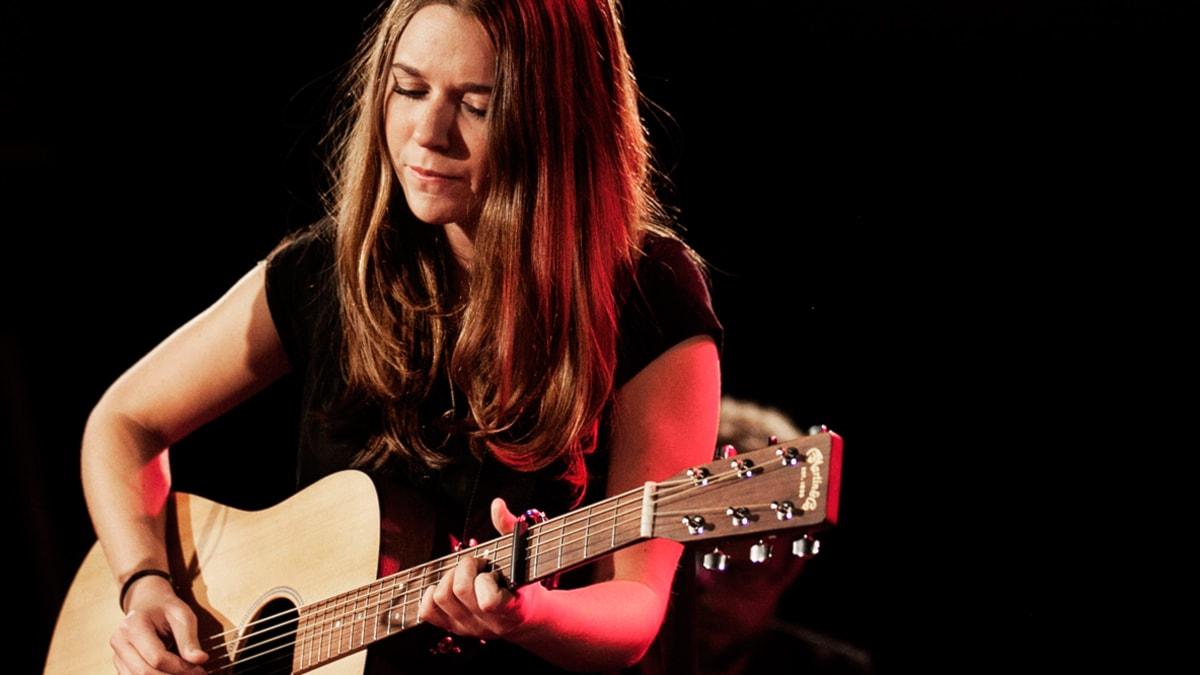 Melissa Horn (foto: Mikael Andersson/Sveriges Radio)