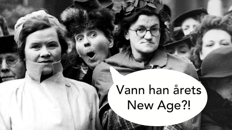 Vem vann årets New age?